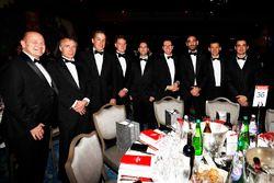 Bob Bell, directeur technique, Renault Sport F1 et Cyril Abiteboul, directeur général de Renault Sport F1