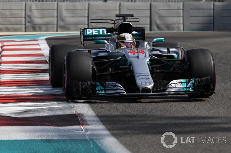 Mercedes-Benz F1 W08 (2017)