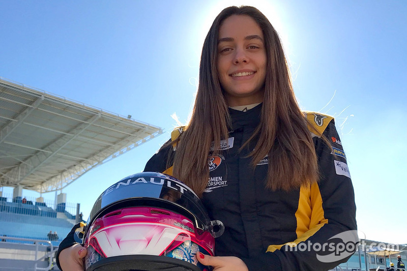 Marta García, MP Motorsport