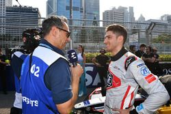 Edoardo Mortara, Venturi Formula E, on the grid