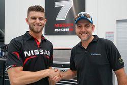 Andre Heimgartner, Todd Kelly, Nissan Motorsport