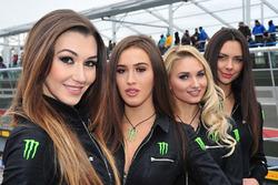Monster dames