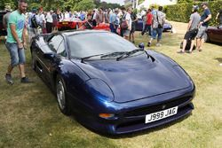 Don Laws Jaguar XJ220