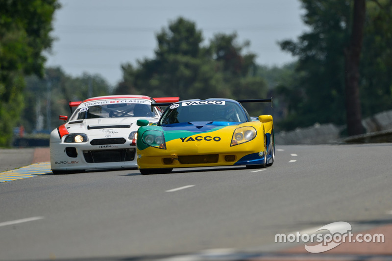 Global Endurance Legends action
