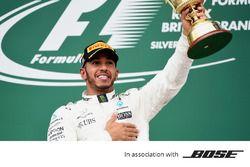 Bose, Lewis Hamilton GP británico 2017