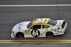 Kaz Grala, Fury Race Cars LLC, Ford Mustang Kiklos Greek Extra Virgin Olive Oil