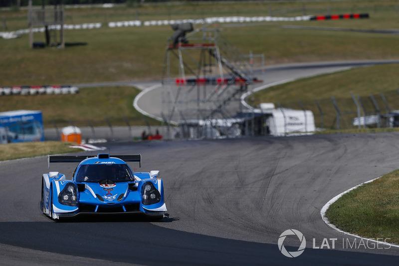#19 Baker Racing, Ligier JS P3, LMP3: Brad Baker, Jan Heylen