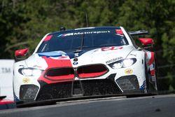 #25 BMW Team RLL BMW M8, GTLM: Alexander Sims, Connor de Phillippi