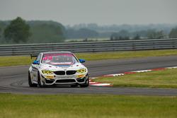 #43 Century Motorsport - BMW M4 GT4 - Jack Mitchell, Aleksander Schjerpen