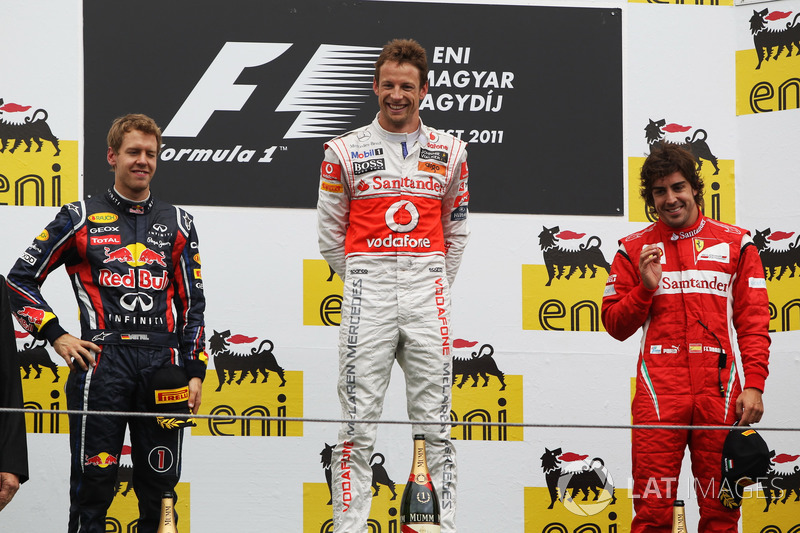 2011: Jenson Button