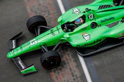 Даника Патрик, Ed Carpenter Racing Chevrolet
