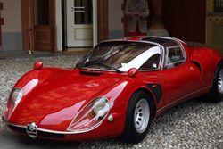 Alfa Romeo 33/2 Stradale