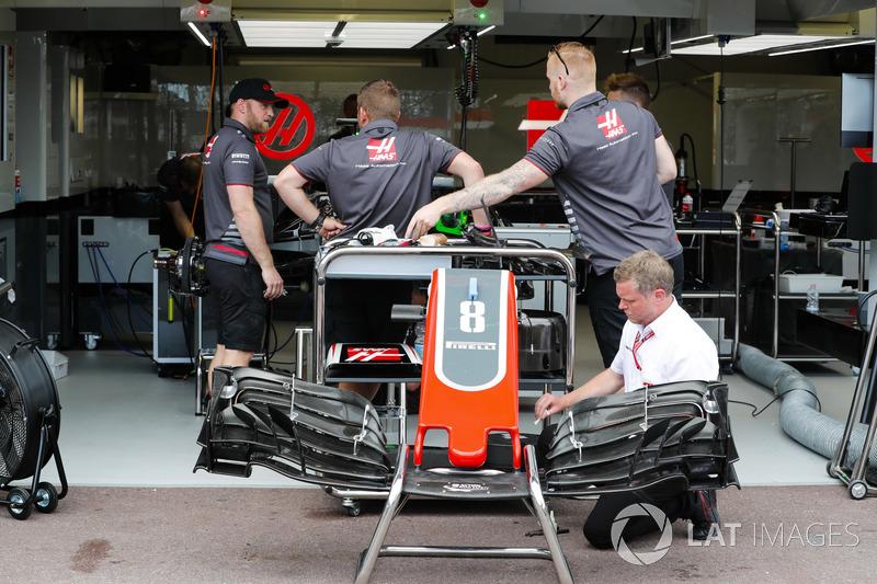 F1-es technikák Monacóból - szerda