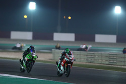 Eugene Laverty, Milwaukee Aprilia, Sylvain Guintoli, Puccetti Racing