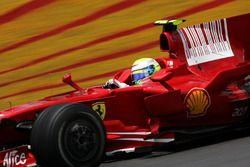 Фелипе Масса, Ferrari F2008