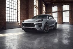 Porsche Macan Turbo Exclusive