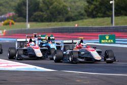 Simo Laaksonen, Campos Racing and Diego Menchaca, Campos Racing