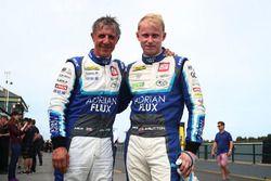 Jason Plato, Team BMR Subaru Levorg and Ash Sutton, Team BMR Subaru Levorg