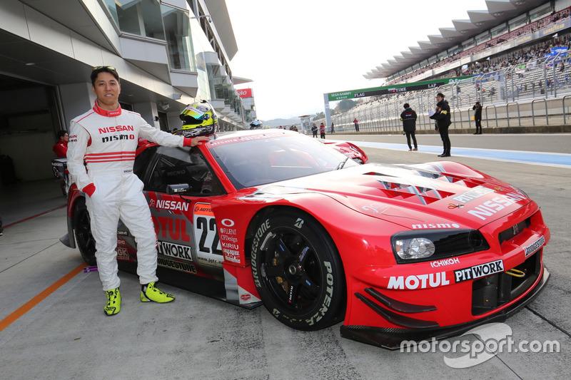 Казуки Хошино, Motul Pitwork GT-R (R34 Skyline GT-R 2003 GT 500)