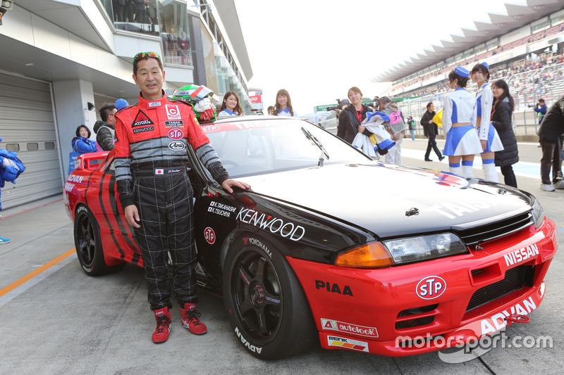 Кэйити Цутия, STP Taisan Nissan GT-R (R32 Skyline GT-R 1993 group A)