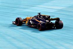 Nico Hulkenberg, Renault Sport F1 Team RS17 gaat breed