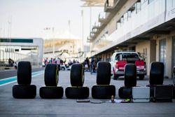 Pirelli-Reifen für die Formel 2