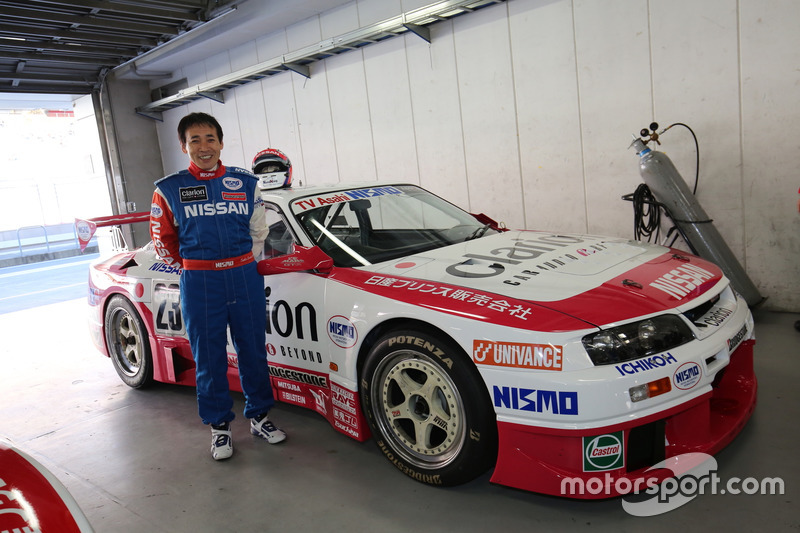 Сузуки Тошио, Nismo GT-R LM (1996 Le Mans 24 Hour GT 1)