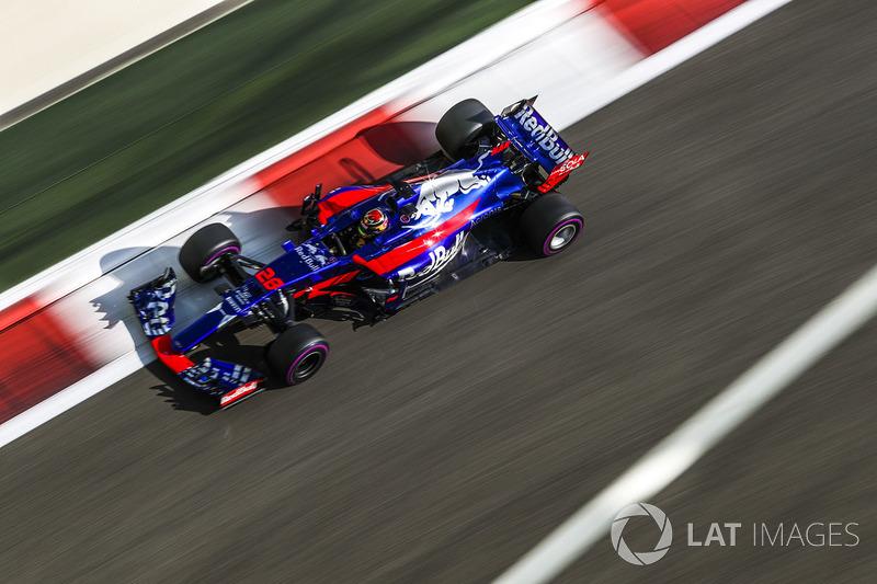 15. Брендон Хартли, Toro Rosso