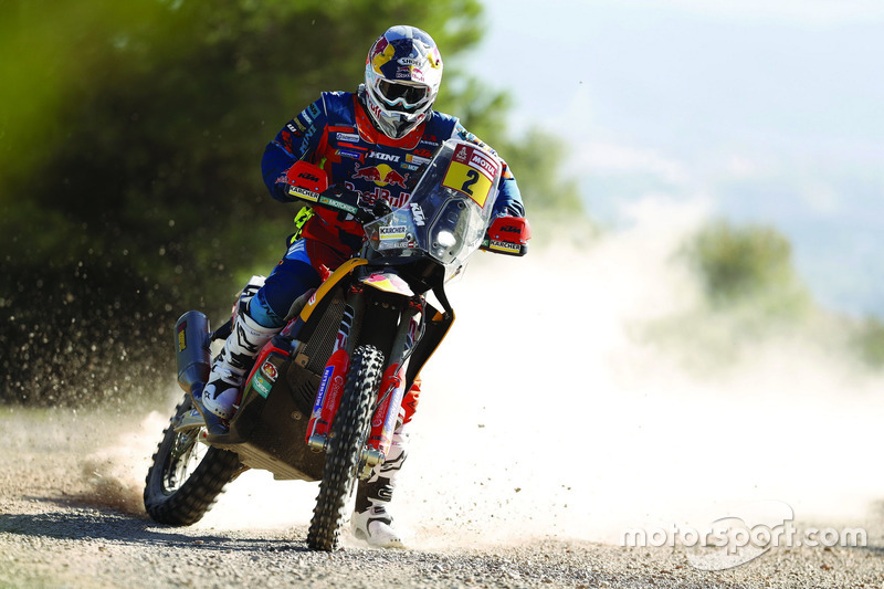 Matthias Walkner, Red Bull KTM Factory Team
