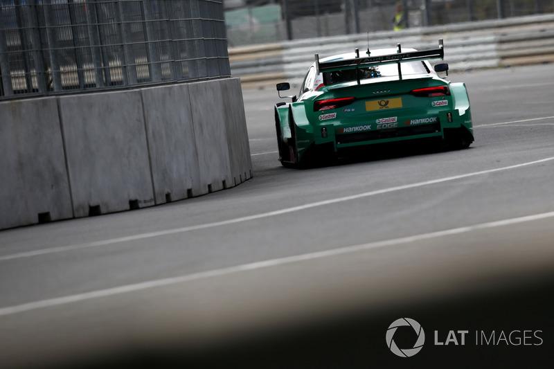 DNF Nico Müller, Audi Sport Team Abt Sportsline, Audi RS 5 DTM