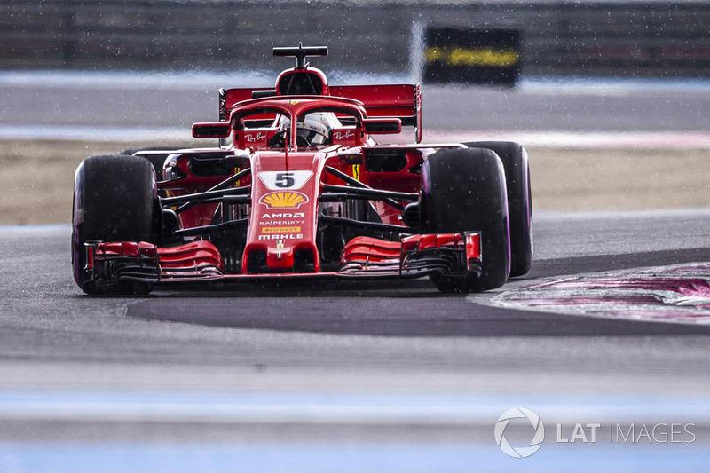 3. Себастьян Феттель, Ferrari SF71H