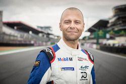 Gianmaria Bruni, Porsche GT Team