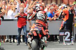 Le vainqueur Fabio Quartararo, Speed Up Racing
