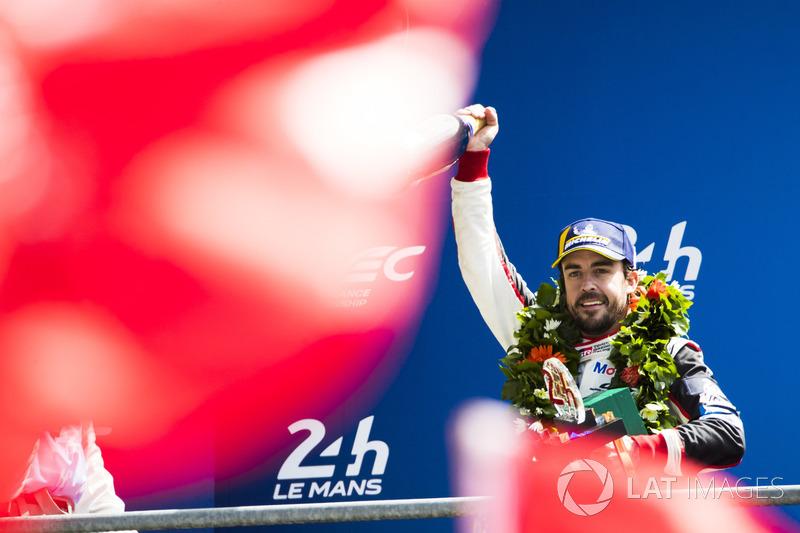A glória em Le Mans