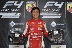 Le poleman Enzo Fittipaldi, Prema Theodore Racing