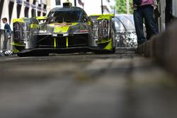Автомобиль ENSO CLM P1/01 (№4) команды ByKolles Racing Team