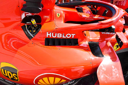 Ferrari SF71H detalle