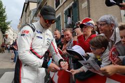 #93 Porsche GT Team Porsche 911 RSR: Earl Bamber