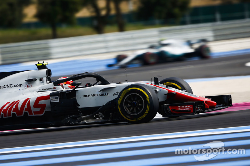 6e : Kevin Magnussen (Haas F1)