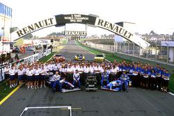 Williams y Benetton