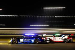 #14 3GT Racing Lexus RCF GT3, GTD: Dominik Baumann, Kyle Marcelli, Bruno Junqueira, #912 Porsche Tea