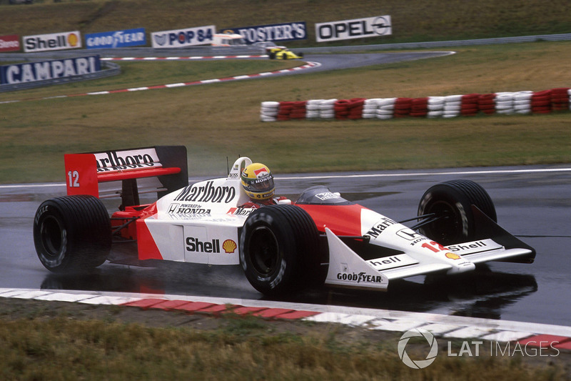 12 - GP da Hungria, 1988, Hungaroring
