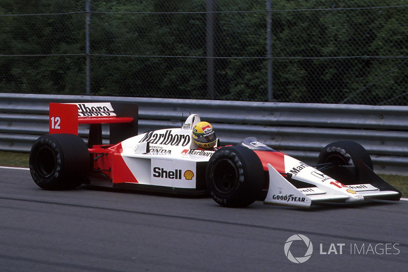 Brabham BT55 y McLaren MP4/4