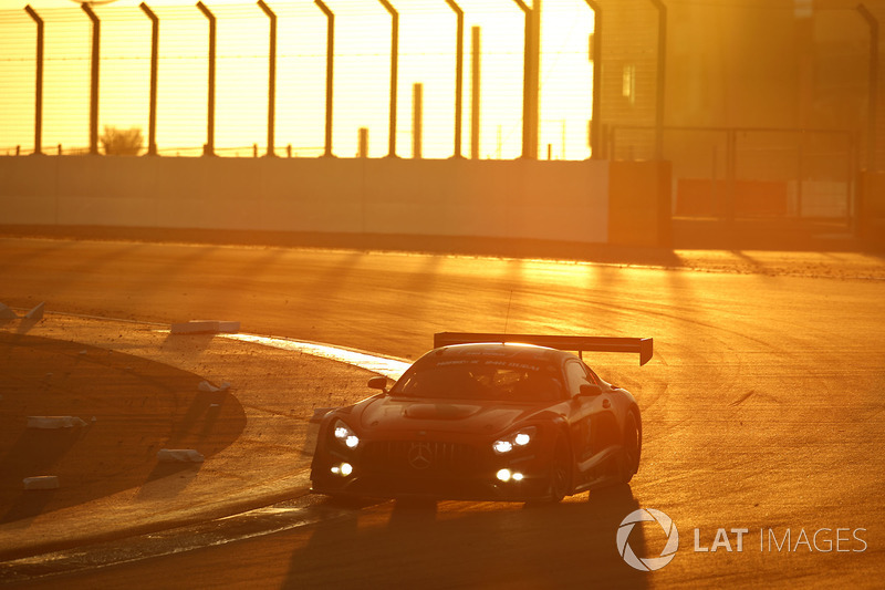 #3 Black Falcon Mercedes-AMG GT3