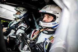 Томаш Оуредничек и Давид Крипал, South Racing, Ford Ranger (№340)
