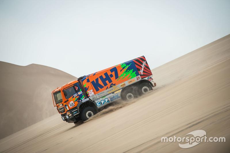 #519 KH-7 Epsilon Team Rally: Jordi Juvanteny, Javier Tamayo, Jose Luis Criado