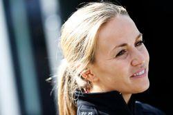 Carmen Jordá, piloto de desarrollo de Lotus F1 Team