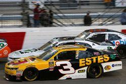 Jeb Burton, Richard Childress Racing, Chevrolet Camaro Estes Express Lines