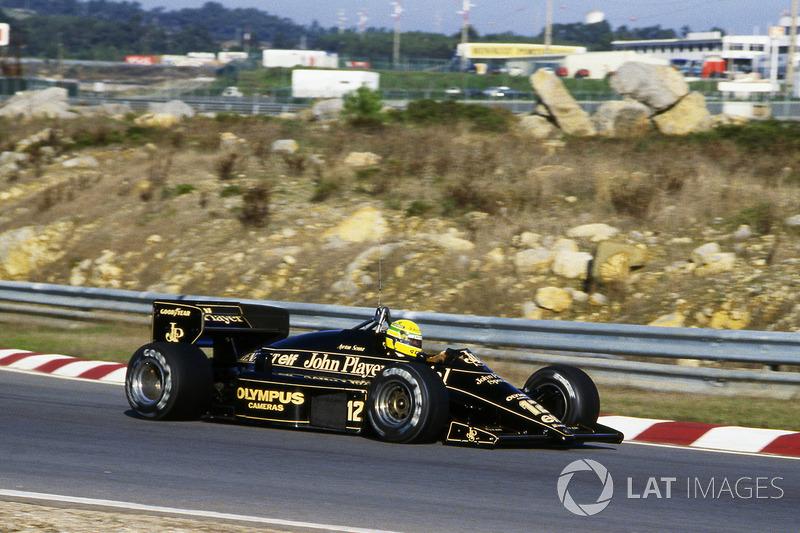 1985 - Lotus