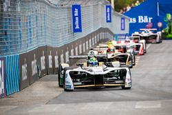 Lucas di Grassi, Audi Sport ABT Schaeffler. Jean-Eric Vergne, Techeetah